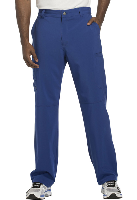 Cherokee Infinity Men's Fly Front Pant CK200AT Tall