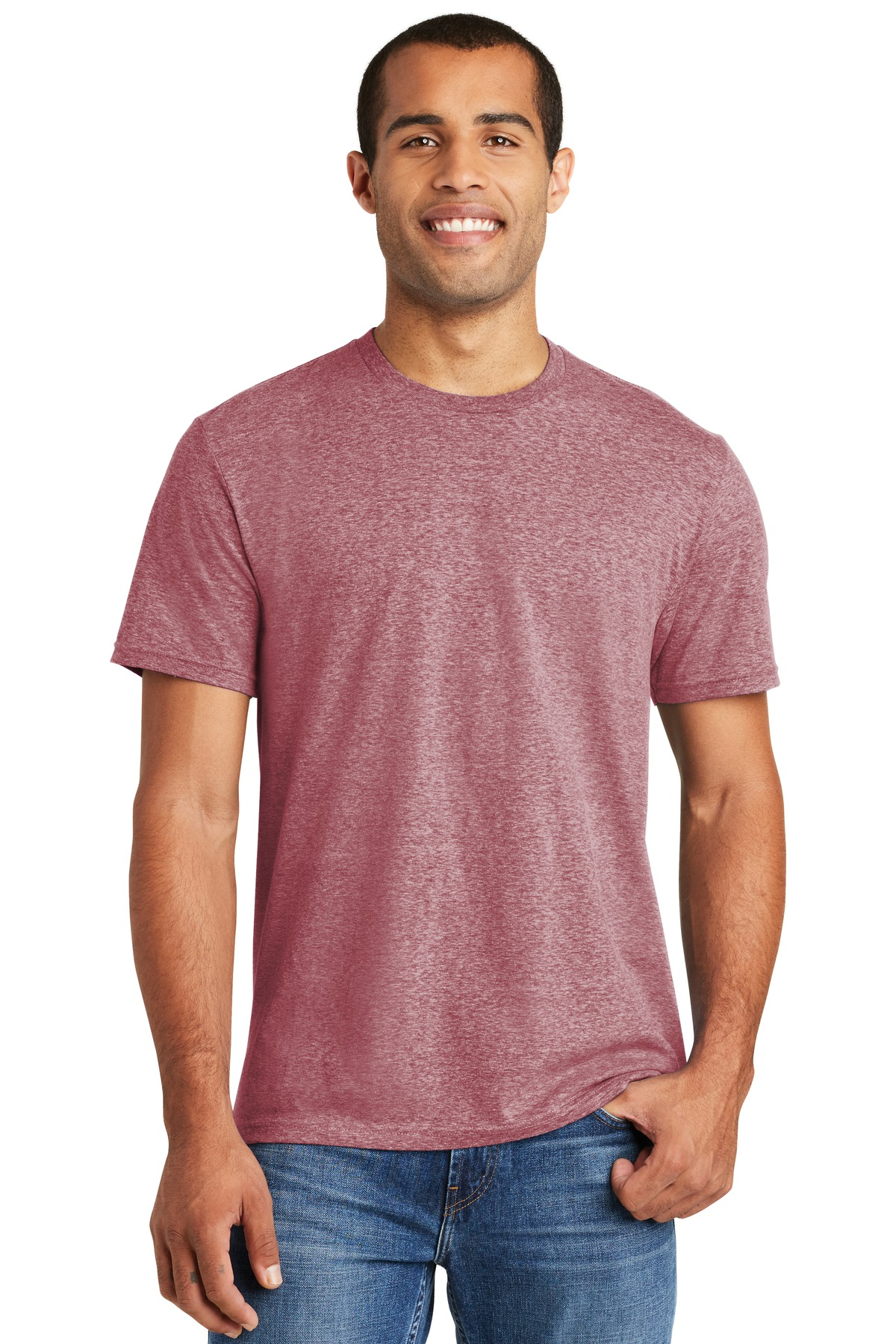 District Made  Mens Cosmic Tee. DT365A