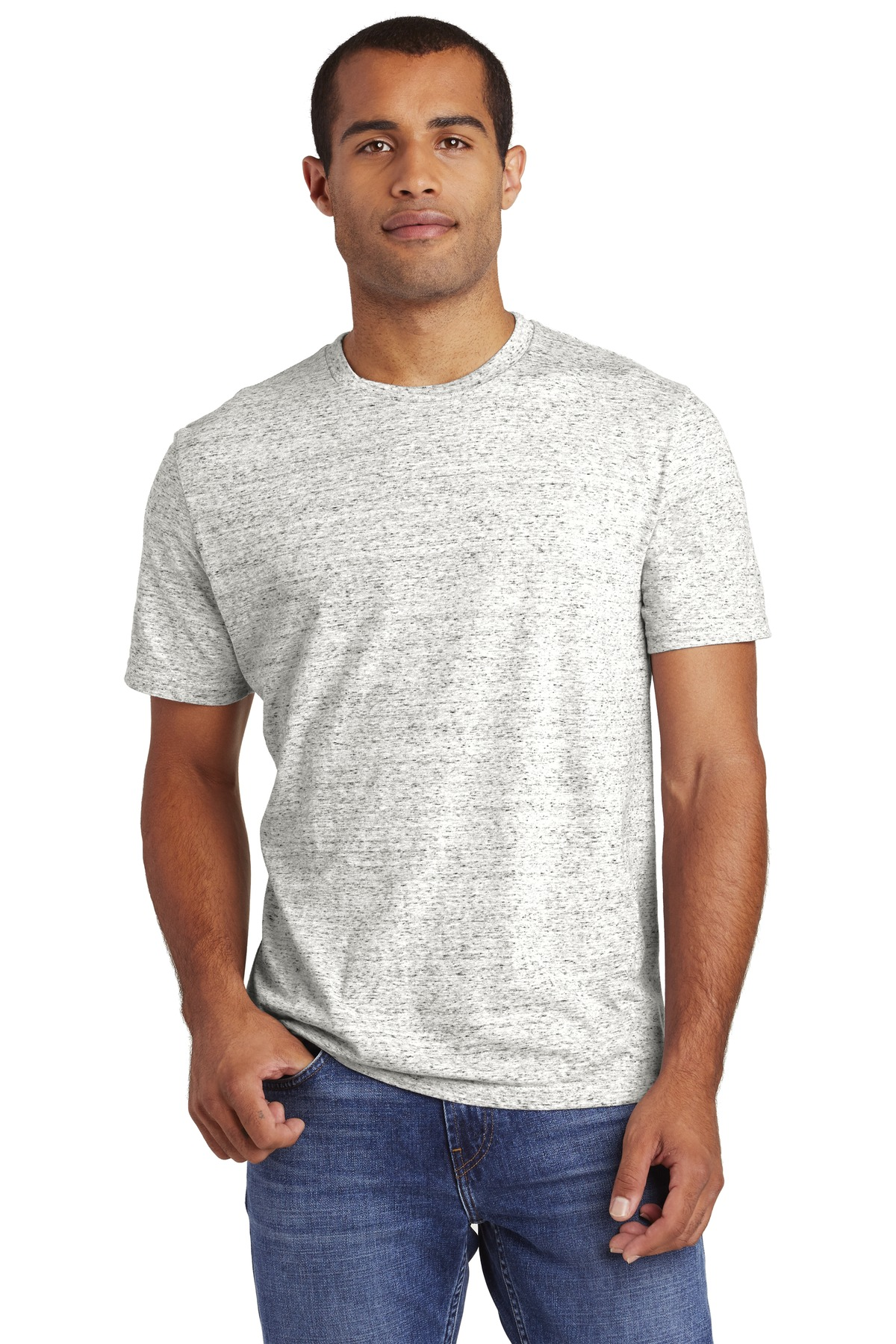 District Made  Mens Cosmic Tee. DT365