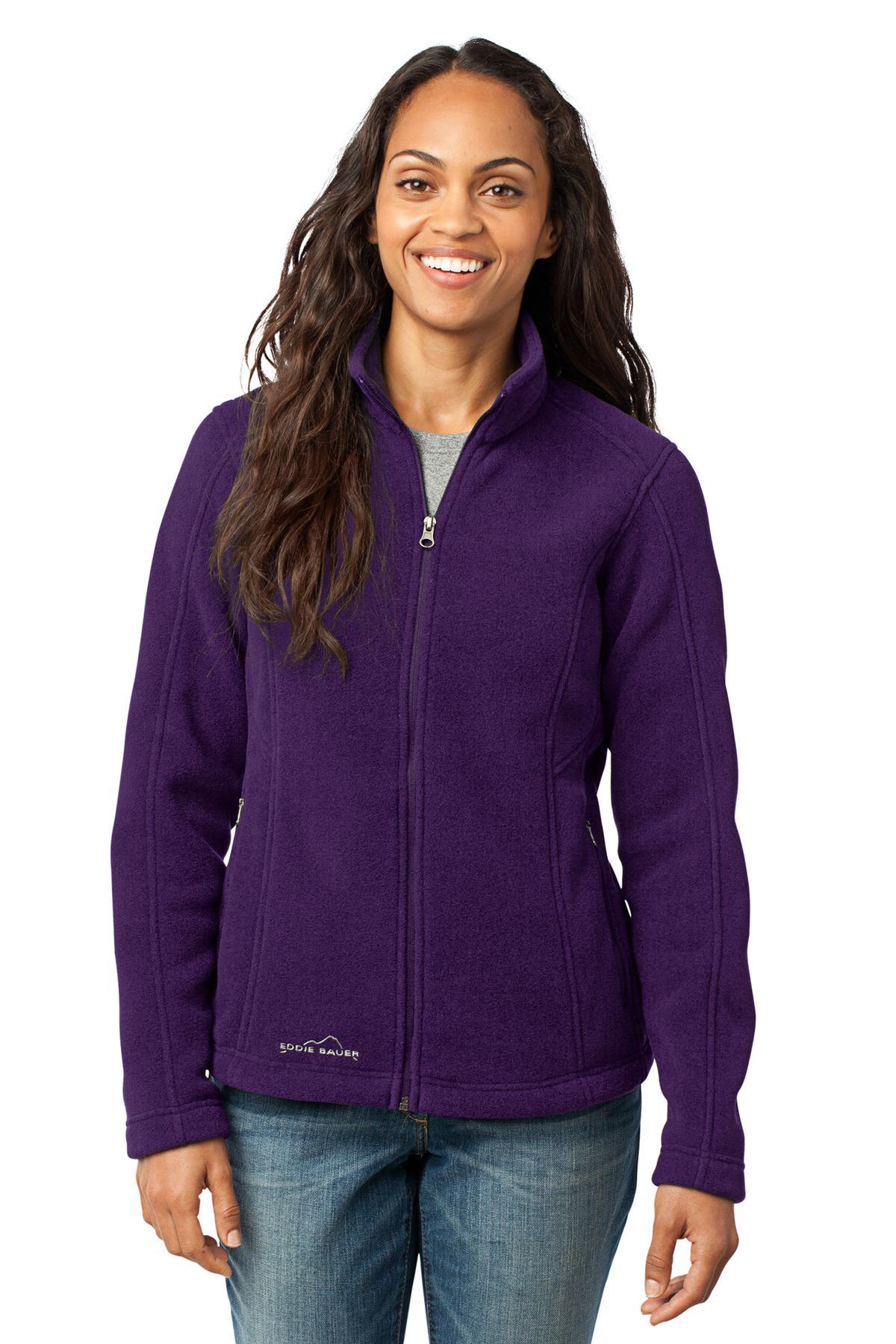 Eddie Bauer - Ladies Full-Zip Fleece Jacket.EB201