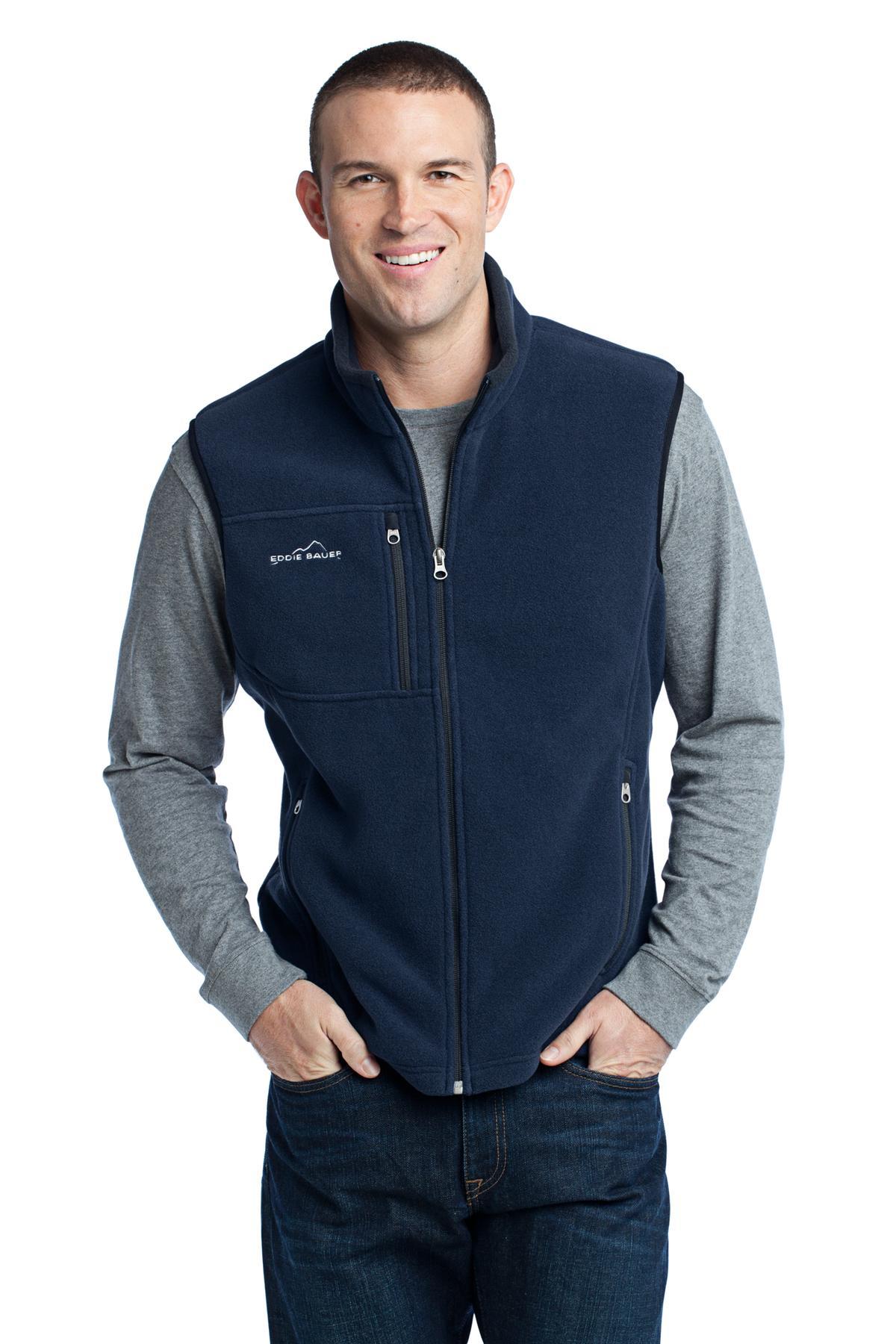 Eddie Bauer - Fleece Vest. EB204