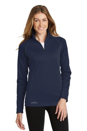 Eddie Bauer  Ladies 1/2-Zip Base Layer Fleece. EB237