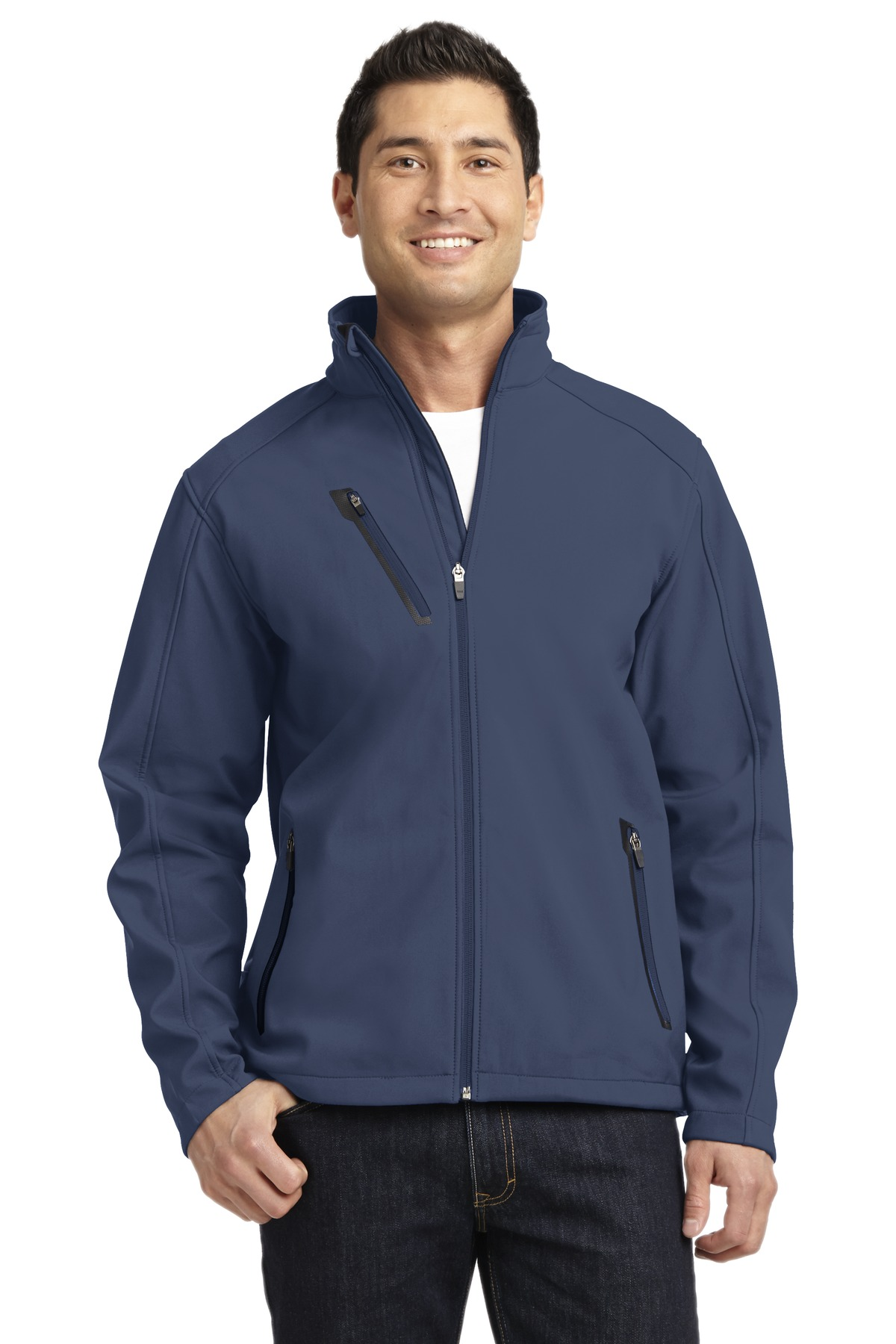 Port Authority Welded Soft Shell Jacket. J324
