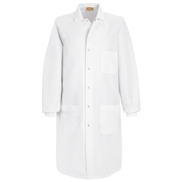 Unisex Specialized Cuffed Lab Coat - KP70