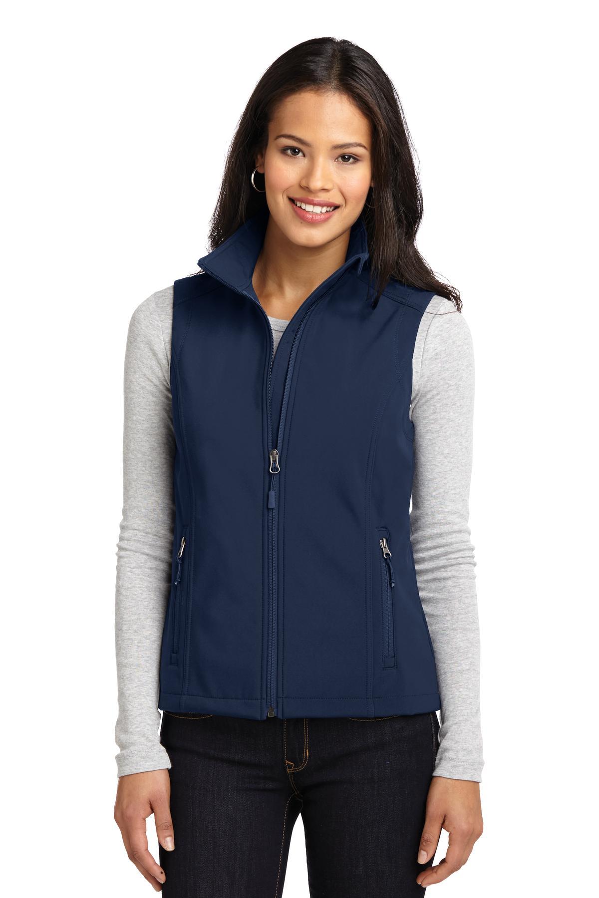 Port Authority Ladies Core Soft Shell Vest L325