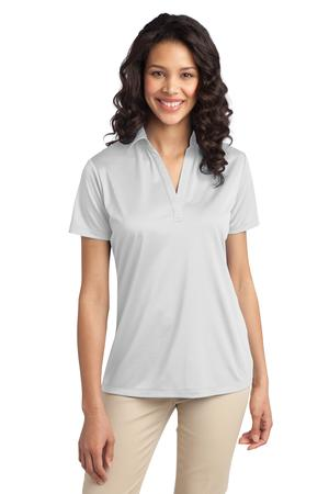 Port Authority - Ladies Silk Touch Performance Polo. L540