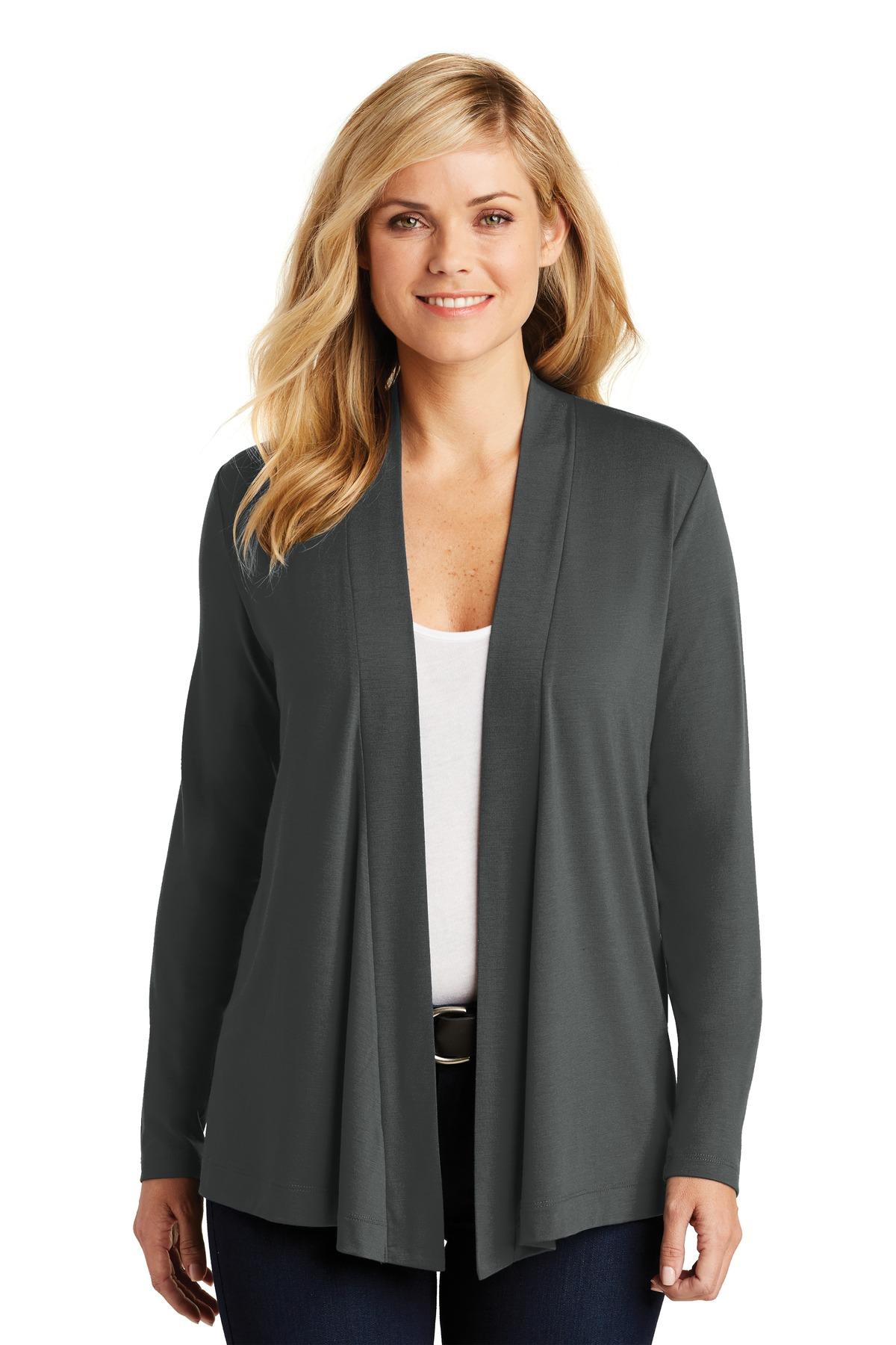 Port Authority  Ladies Concept Knit Cardigan. L5430