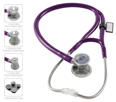 MDF ProCardial C3 Titanium Stethoscope MDF797CCT