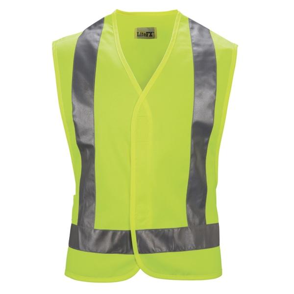 Hi-Visibility Safety Vest - VYV6