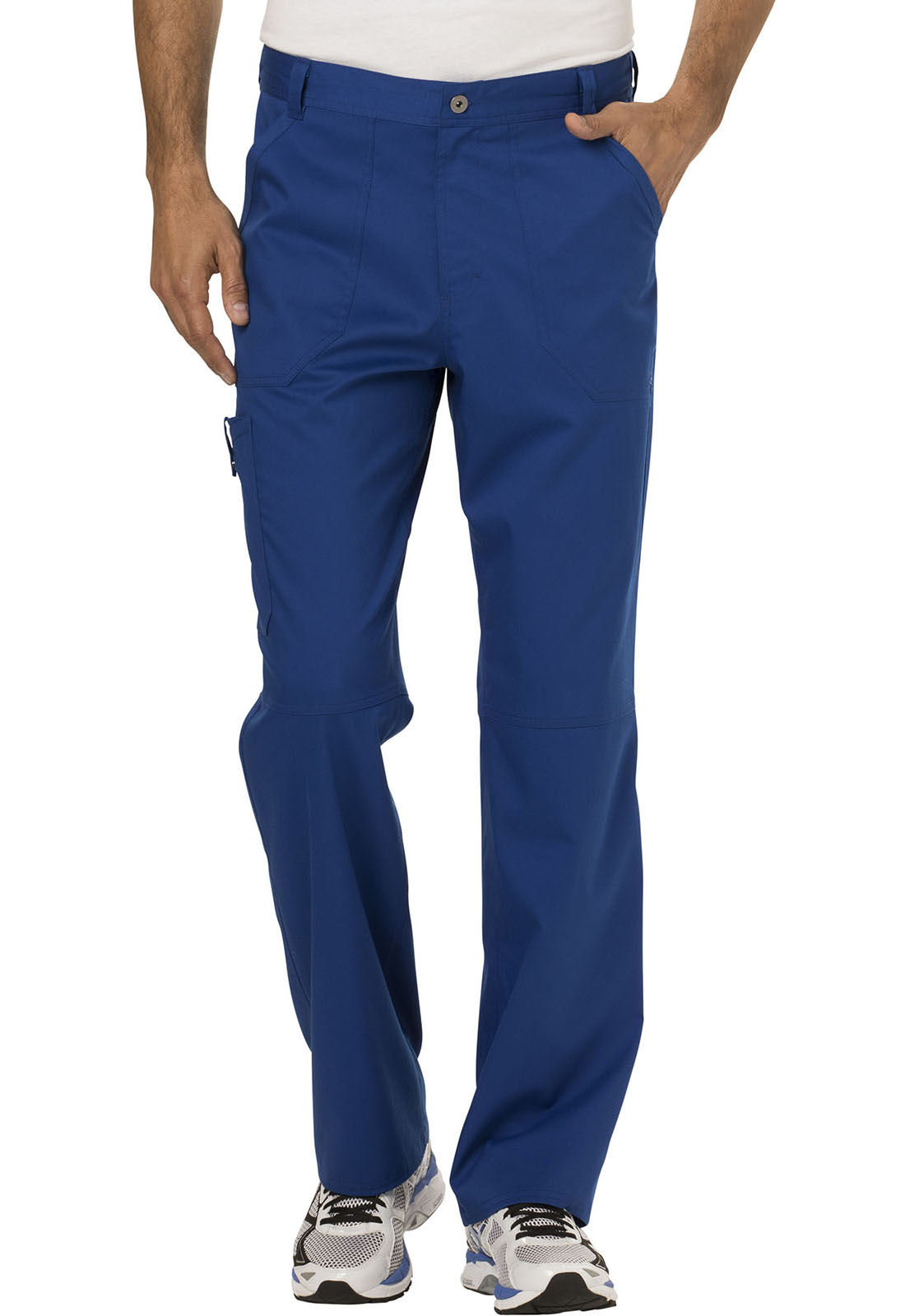 Cherokee Revolution Men's Fly Front Pant WW140T Tall