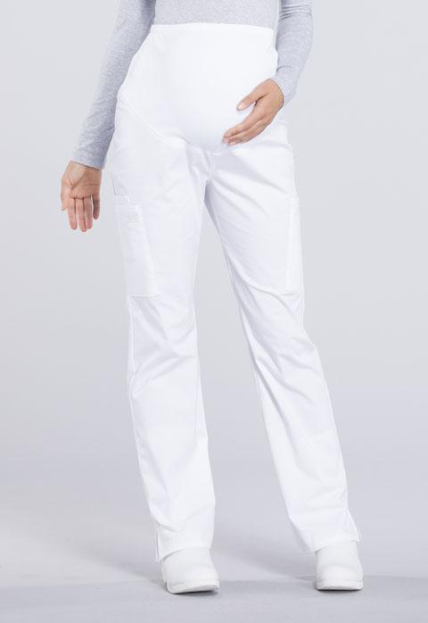 Cherokee Workwear Maternity Straight Leg Pant WW220