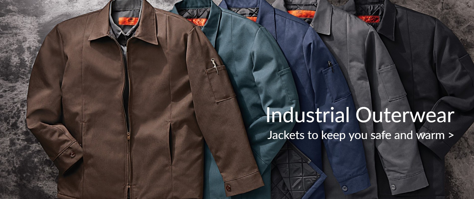 Industrial Jackets